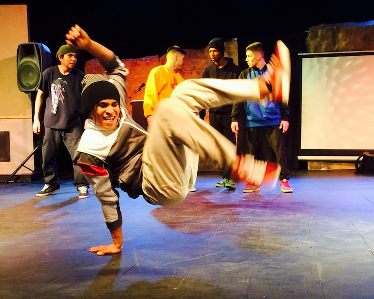 """If you've unsure whether you've seen Tyrone """"Faro"""" Clemons dance, don't be—you'd remember."""