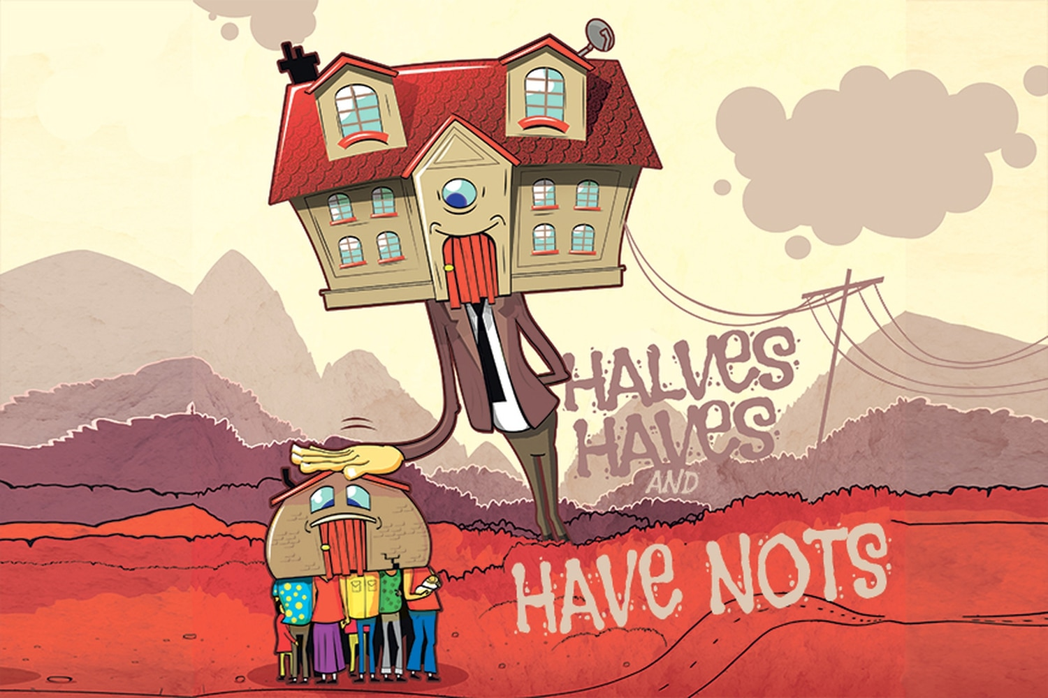 Halves, Haves and Have Nots | Cover Stories | Santa Fe Reporter