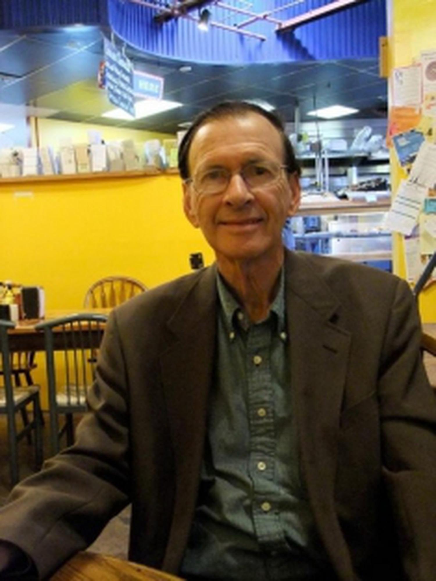 Daniel Fine of New Mexico Tech predicts a bright future for nuclear energy.