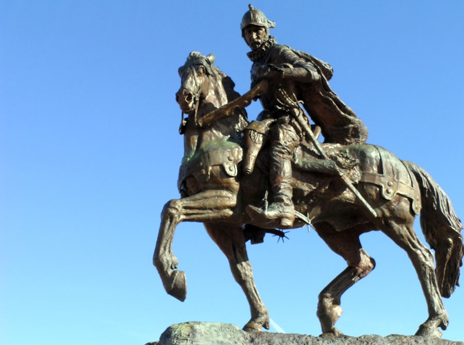 Statues of Juan de Oñate were removed from both Alcalde and Albuquerque.