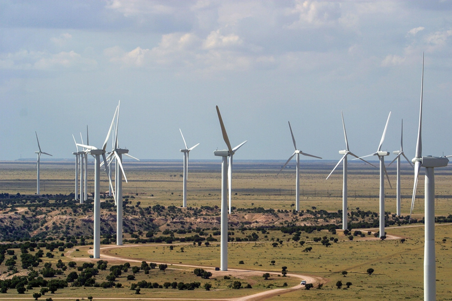 Solar and wind power are now cheaper to produce than coal power.
