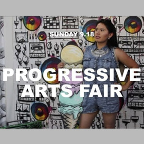 AHA Festival of Progressive Arts: Progressive Arts Fair A day of market and entertainment composed of 25 progressive artist-booths and 2 stages that host live performances through out the day. Be entertained and see awesome works of art presented by the artist themselves. What more could you want? More Info>>