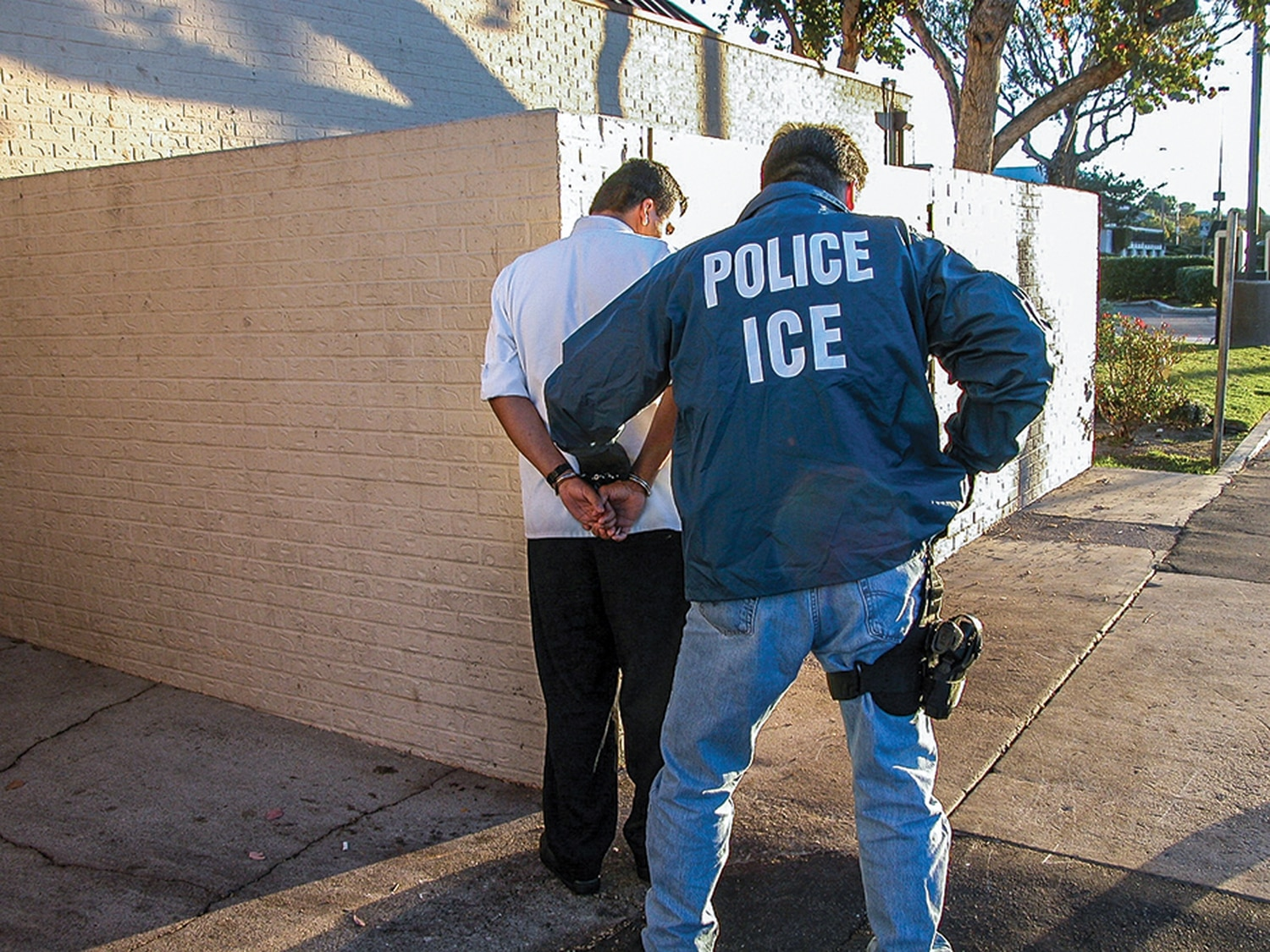ICE confirms it conducted enforcement in our region from Feb. 26 to March 2, but won't say much else.