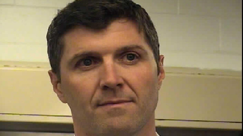 Flynn's jail booking photo.