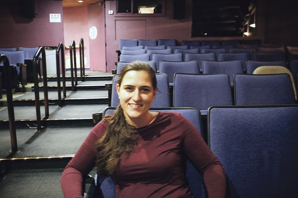 Liesette Paisner wants to make the Jean Cocteau Cinema more than just a movie theater with community involvement and continued author and art events.