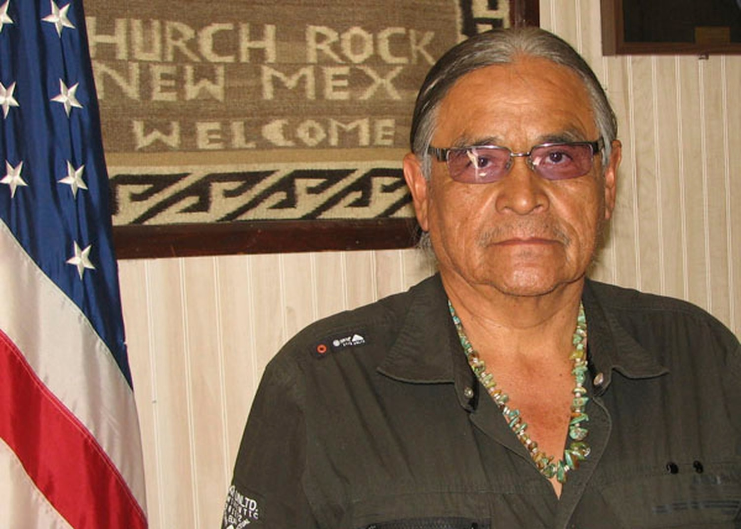 Navajo medicine man Johnny Henry Jr. stresses the importance of integrating traditional beliefs into the healing process.