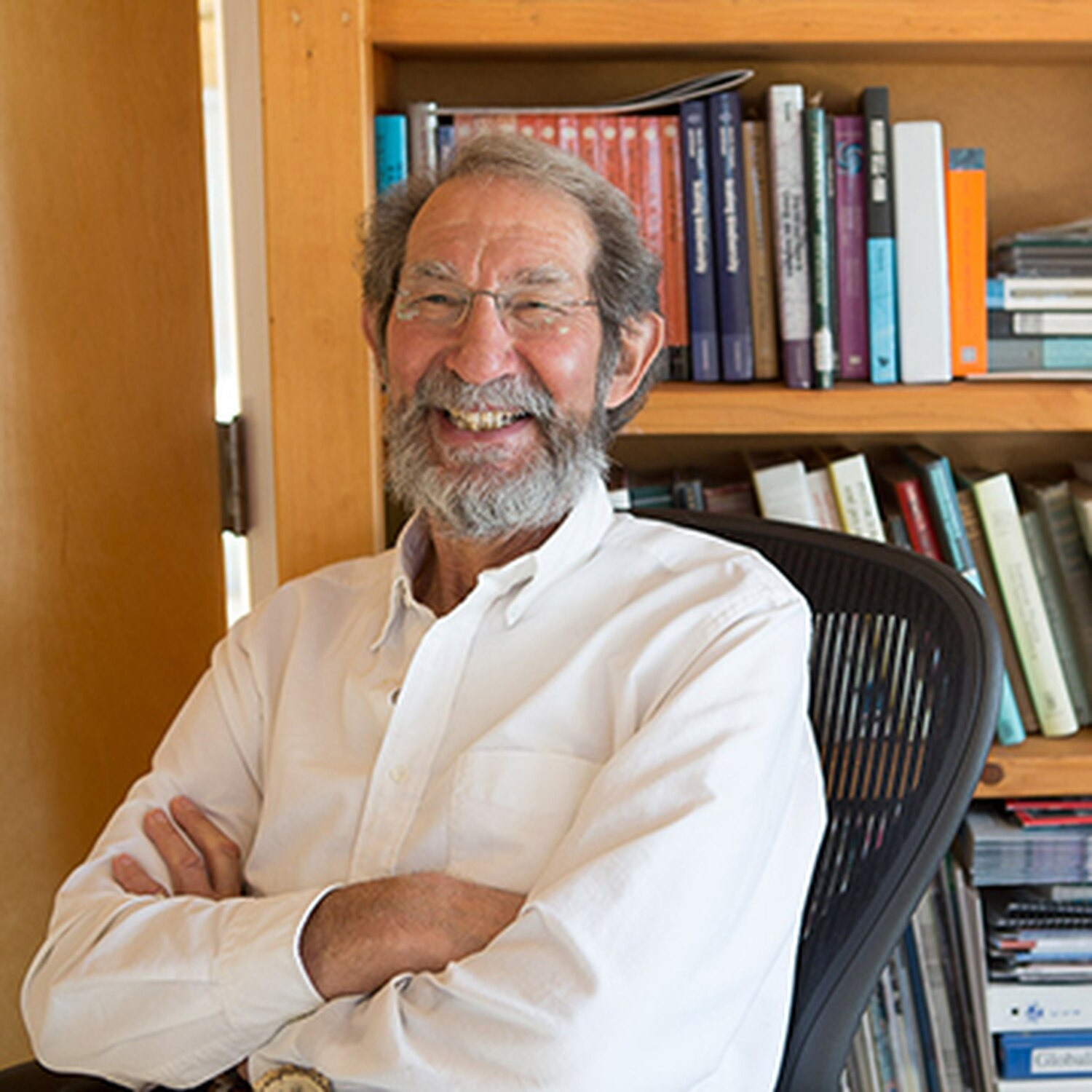 "Theoretical physicist Geoffrey West was named one of the ""100 Most Influential People in the World"" in 2006 by Time