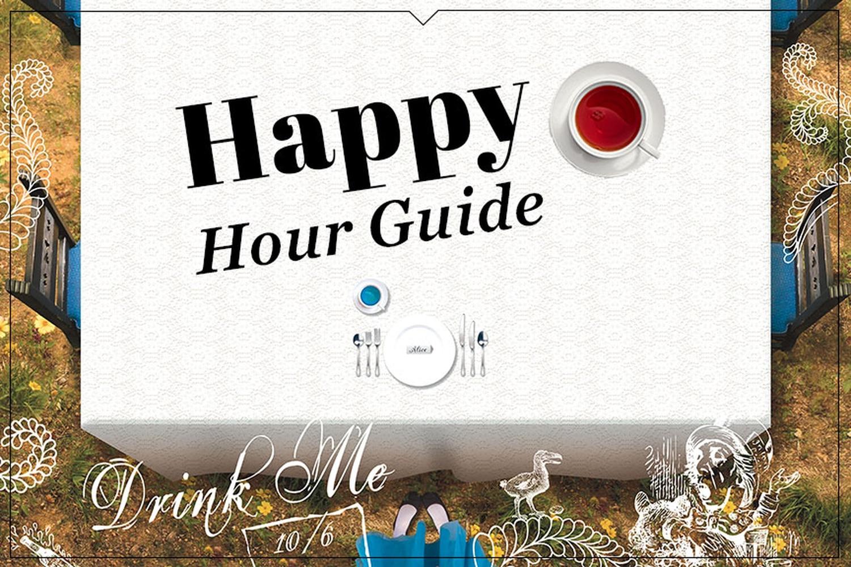Happy Hour Guide | Restaurant Guide | Santa Fe Reporter