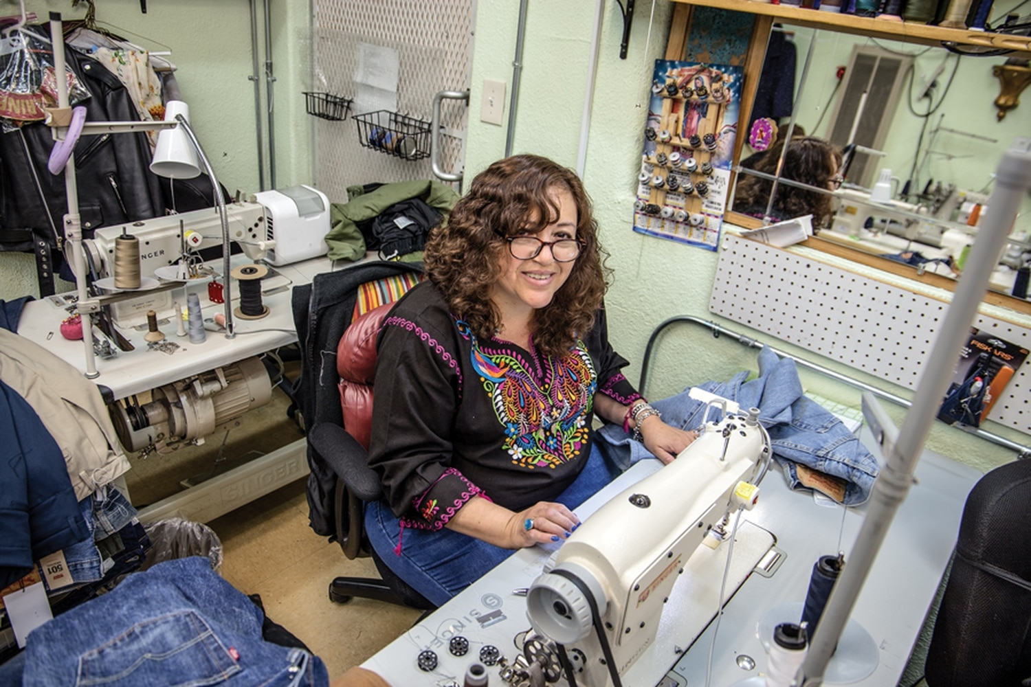 Laura Hermosillo now employs four other women in the business she launched in 2008 while she was living in a homeless shelter.