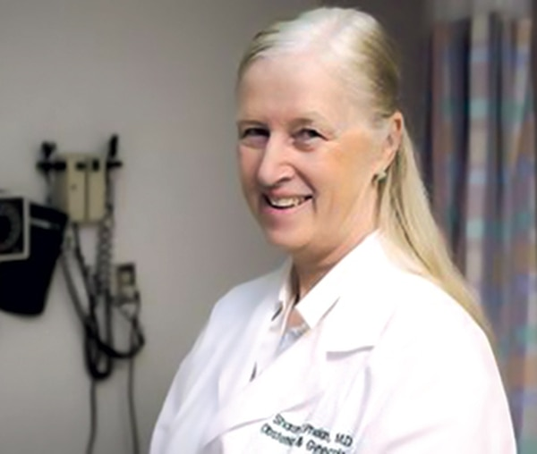 Dr. Sharon Phelan has been reviewing maternal deaths for 30 years.