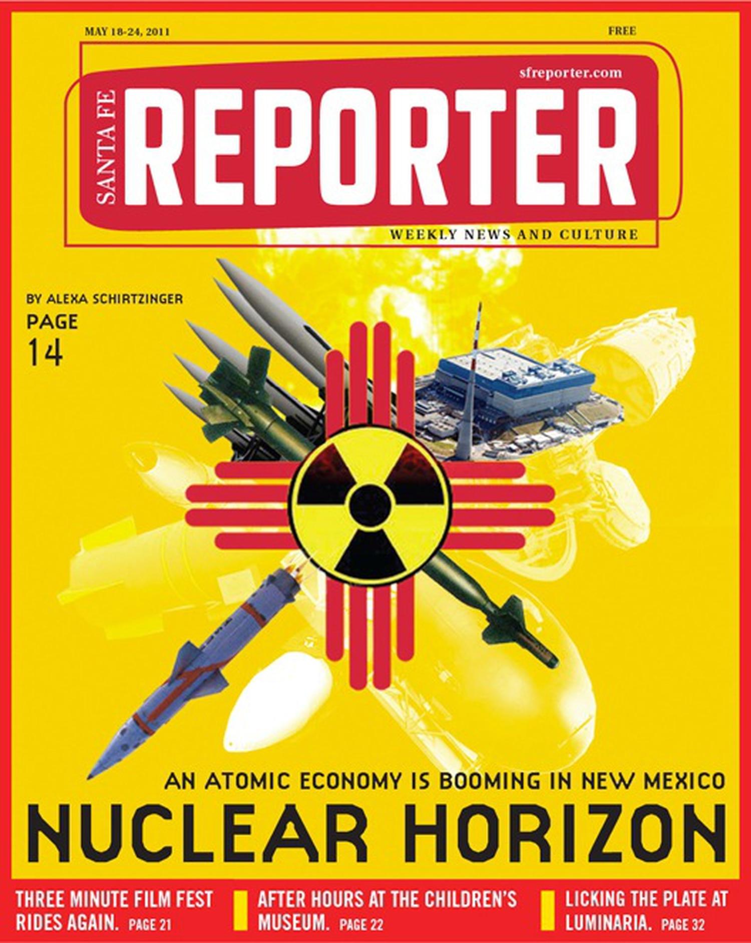Nuclear Horizon | Cover Stories | Santa Fe Reporter