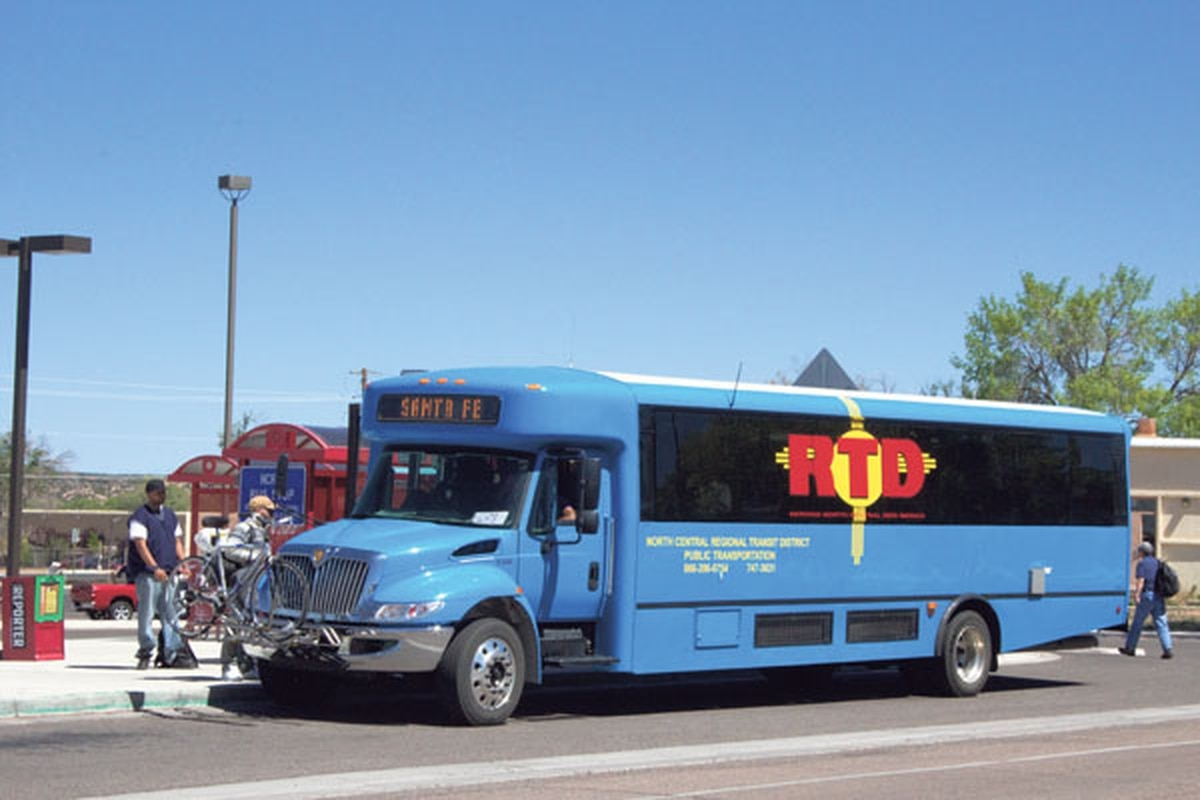 The North Central Regional Transit District, which operates northern New Mexico's iconic blue buses, made several purchases from NBS without proper authorization.