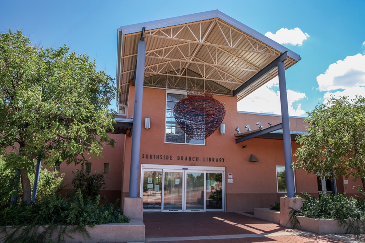 The incoming library director hopes to add more programming to the Southside library and community outreach.