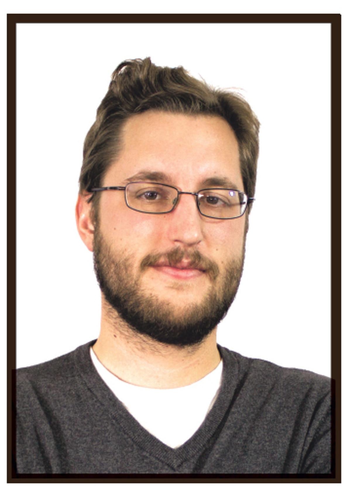 Former Santa Fe Reporter staffer Joey Peters.