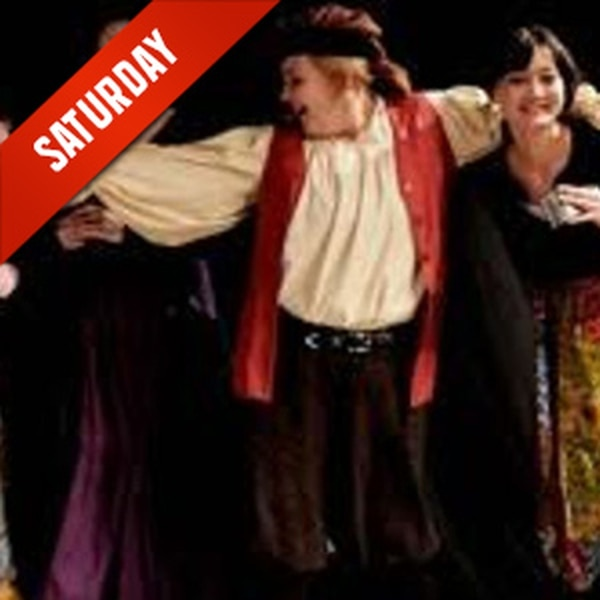 King Henry IV, Part 1 24 young actors perform Shakespeare's classic that of love, song, dance and swordplay. We love when kids love our buddy Billy Shakes. More Info>>