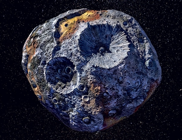 Arizona State University's Psyche Mission, scheduled to launch in 2023, will spend 20 months studying the metallic asteroid.