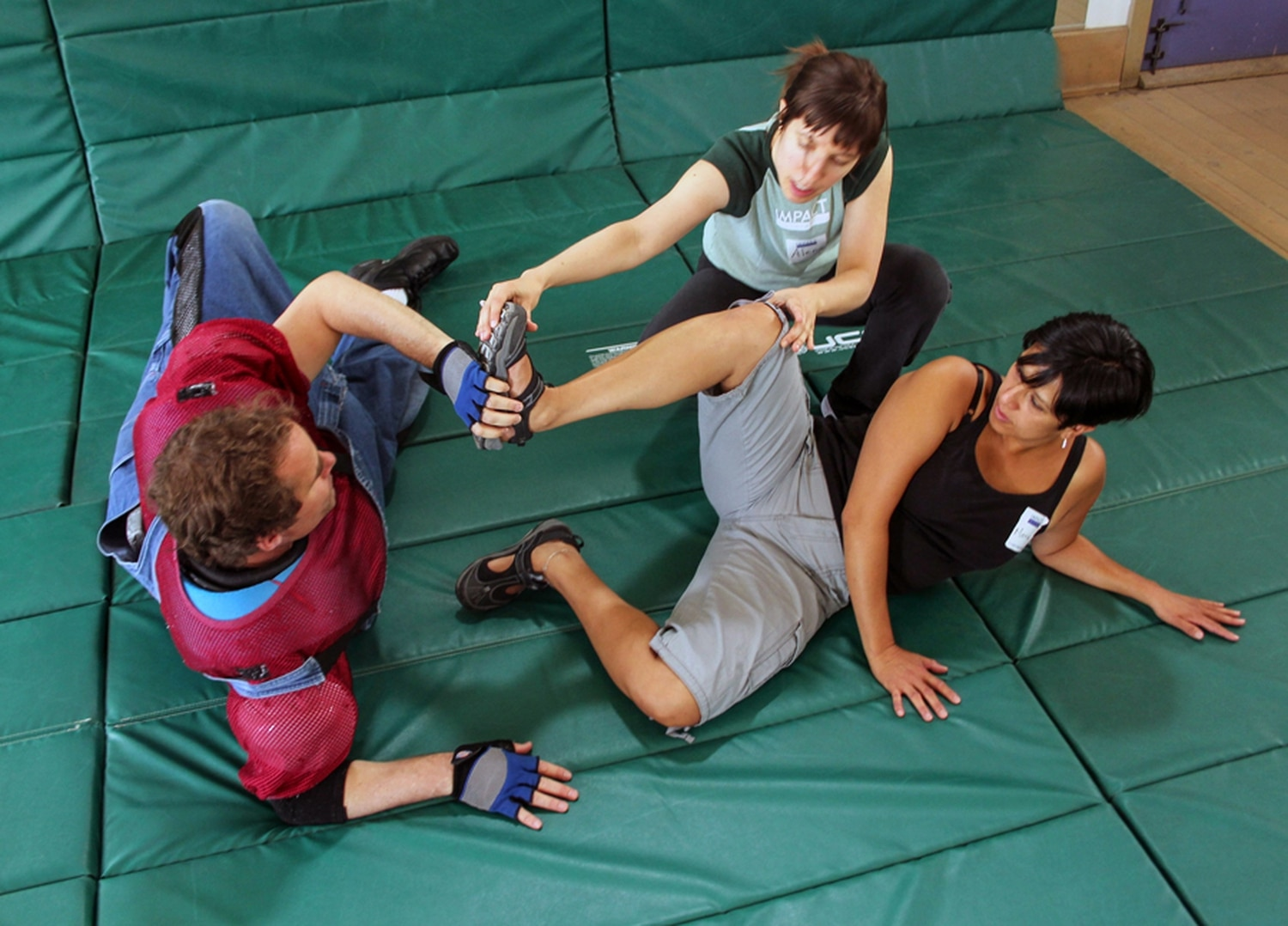 Resolve's empowerment self-defense classes teach students skills to defend themselves physically, yes, but a larger and more nuanced focus is on self-confidence and healthy communities and relationships of all types.