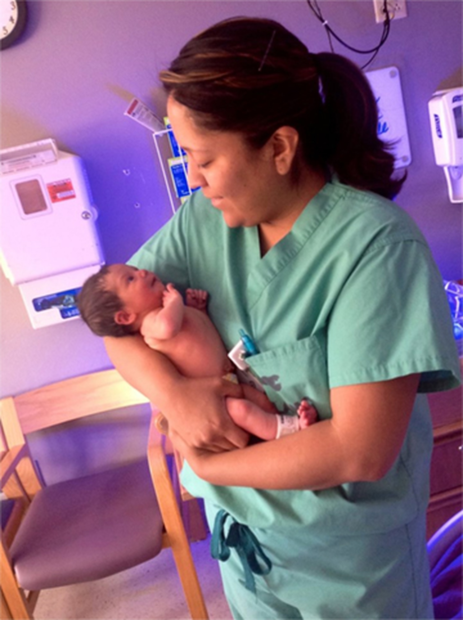 Nicolle Gonzales almost died during childbirth, and now the San Ildefonso Pueblo and Diné woman is a midwife with plans to open a Native birthing center.