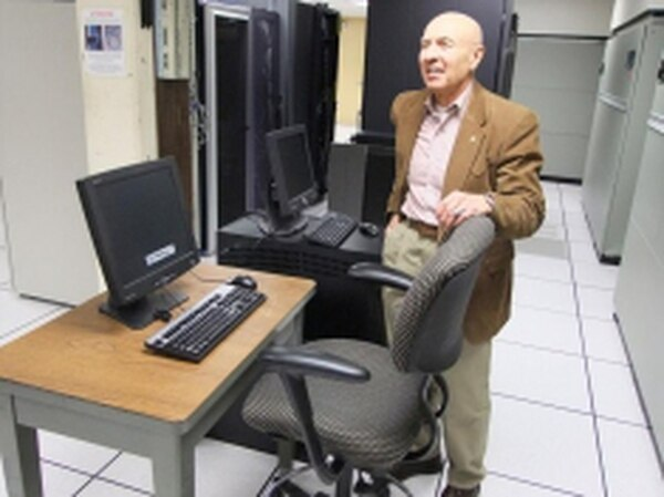 Former Department of Public Safety Director John Denko finally got this CODIS offender DNA database moved from Albuquerque to Santa Fe just days before the end of his tenure, but Gov. Susana Martinez plans to move it back this week.
