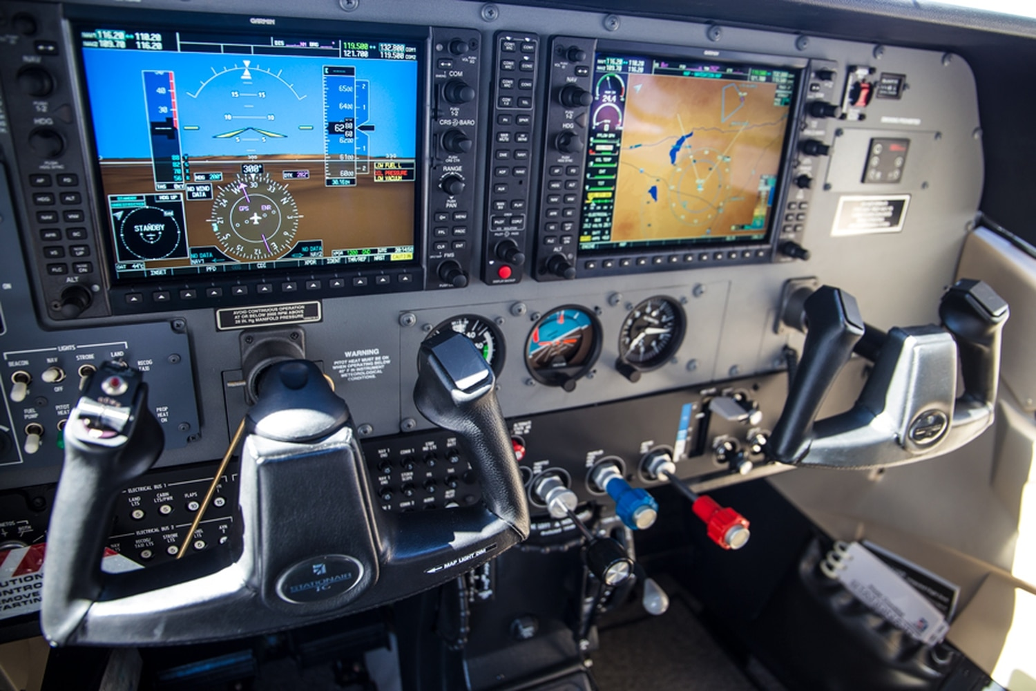 Learn how to become a pilot at a free Saturday morning seminar.
