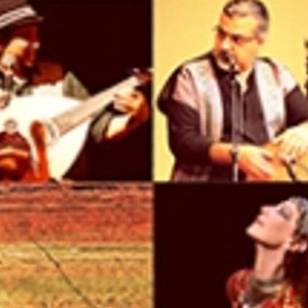 Peace Road: A Concert for Beauty, Love and Kindness An innovative performance full of unicorns, glitter and butterflies. We joke, we joke. Three acts—Brahim Fribgane, Houman Pourmedhi and Zulheikha—perform traditional Moroccan music. More Info>>