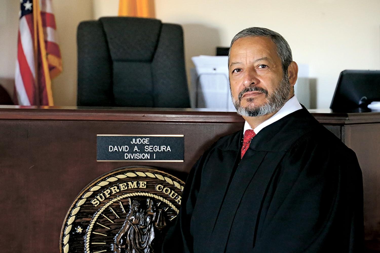 Presiding Magistrate Judge David Segura