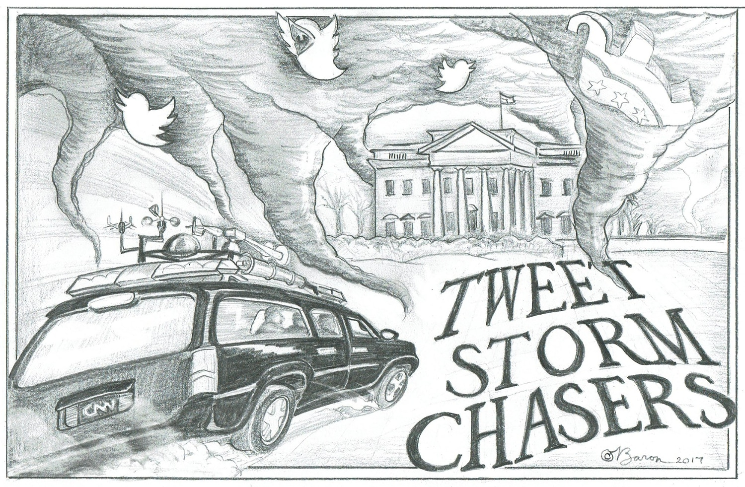 Tweet Storm Chasers