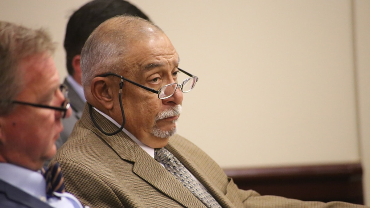 Phil Griego is facing eight charges related to the real estate deal and his elected office.