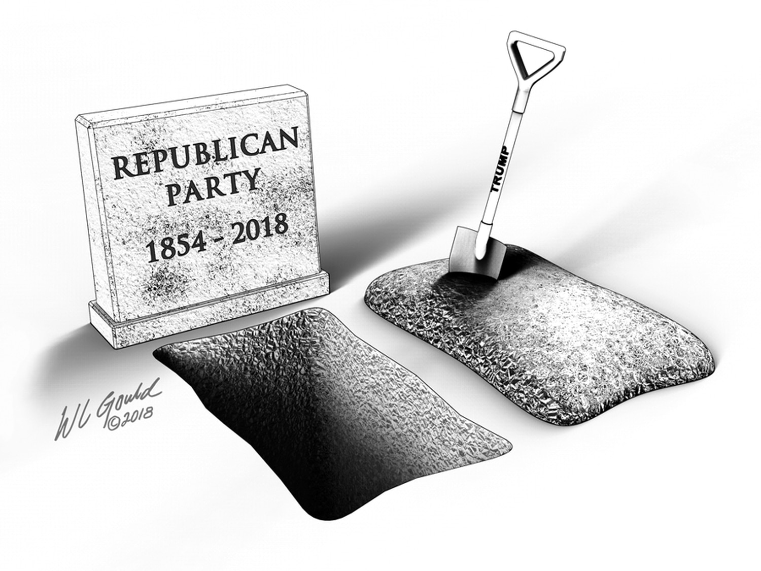 Death of the GOP
