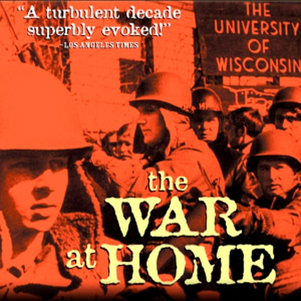 The War At Home This film documents the antiwar protest movement of the '60s and '70s in American. It gives an illuminating look into the impact of the Vietnam war at home. Filmmaker Glenn Silber will be there to answer questions after the screening. More Info>>