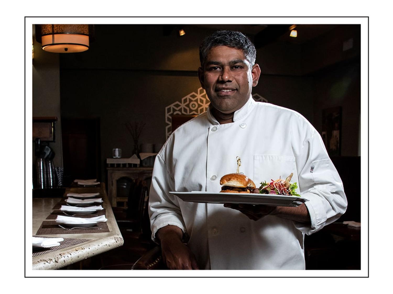 Chef Paulraj (Paul) Karuppasamy