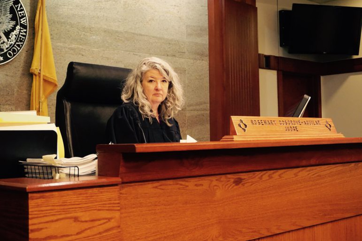 Judge Rosemary Cosgrove-Aguilar presides over the Solutions, Treatment, and Education Program.
