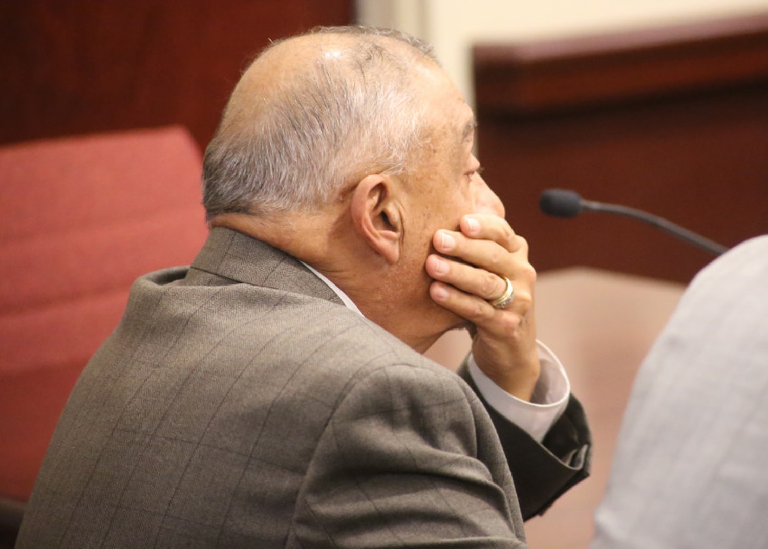 Phil Griego may face more than 17 years in prison.