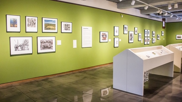 An early look at curator Kate Ware's upcoming exhibit, Shifting Light: Photographic Perspectives.