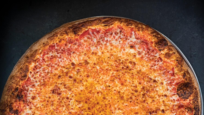 Pizza Centro: Cheese pizza