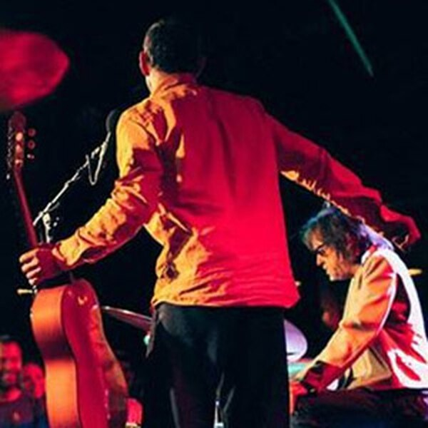 Jonathan Richman featuring Tommy Larkins The duo performs their rock, folk, new wave set twice in the House of Eternal Return, once at 7:30 pm and again at 10 pm. More Info>>
