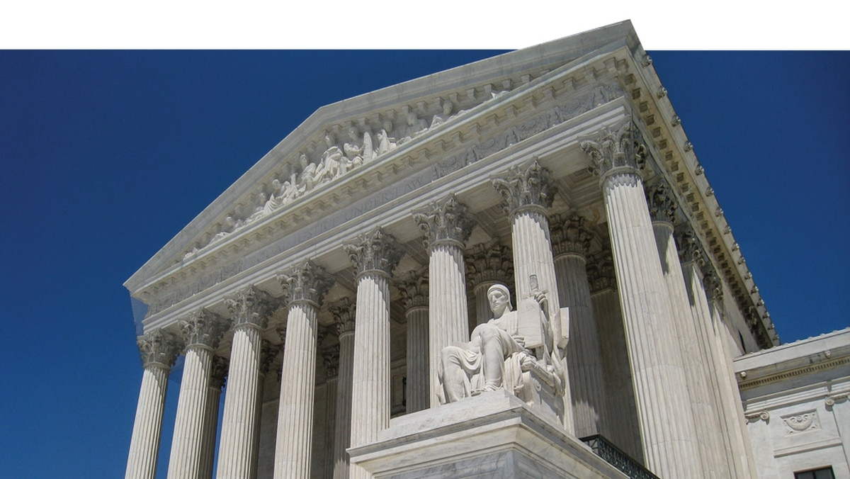 A large contingent of lawyers and public employees from New Mexico traveled to the nation's capital for the hearing before the US Supreme Court.