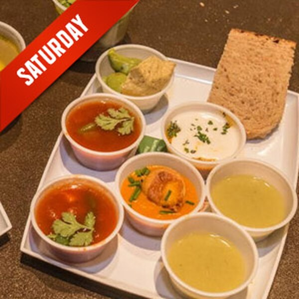 Souper Bowl XXIII Sample amazing soups from area chefs and vote for your favorite. Souper Bowl XXIII is a benefit event for The Food Depot, Northern New Mexico's food bank. More Info>>