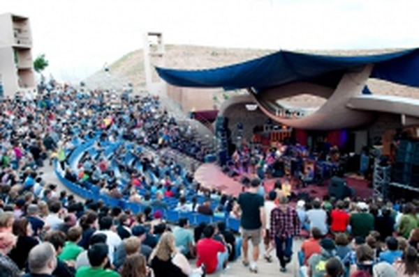 Modest Mouse played Paolo Soleri Amphitheater's second-to-last showCredits: Colleen Hayes