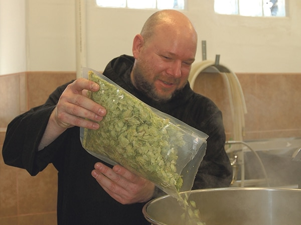 "At the Monastery of Christ in the Desert, brewing beer is considered ""a form of prayer."""
