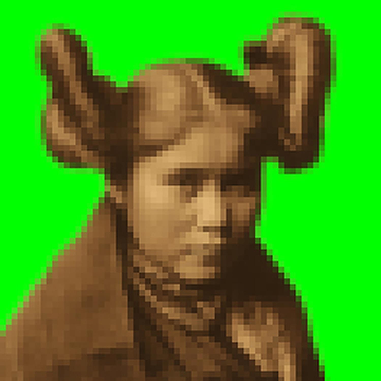 """""""Pixel Maiden"""""""