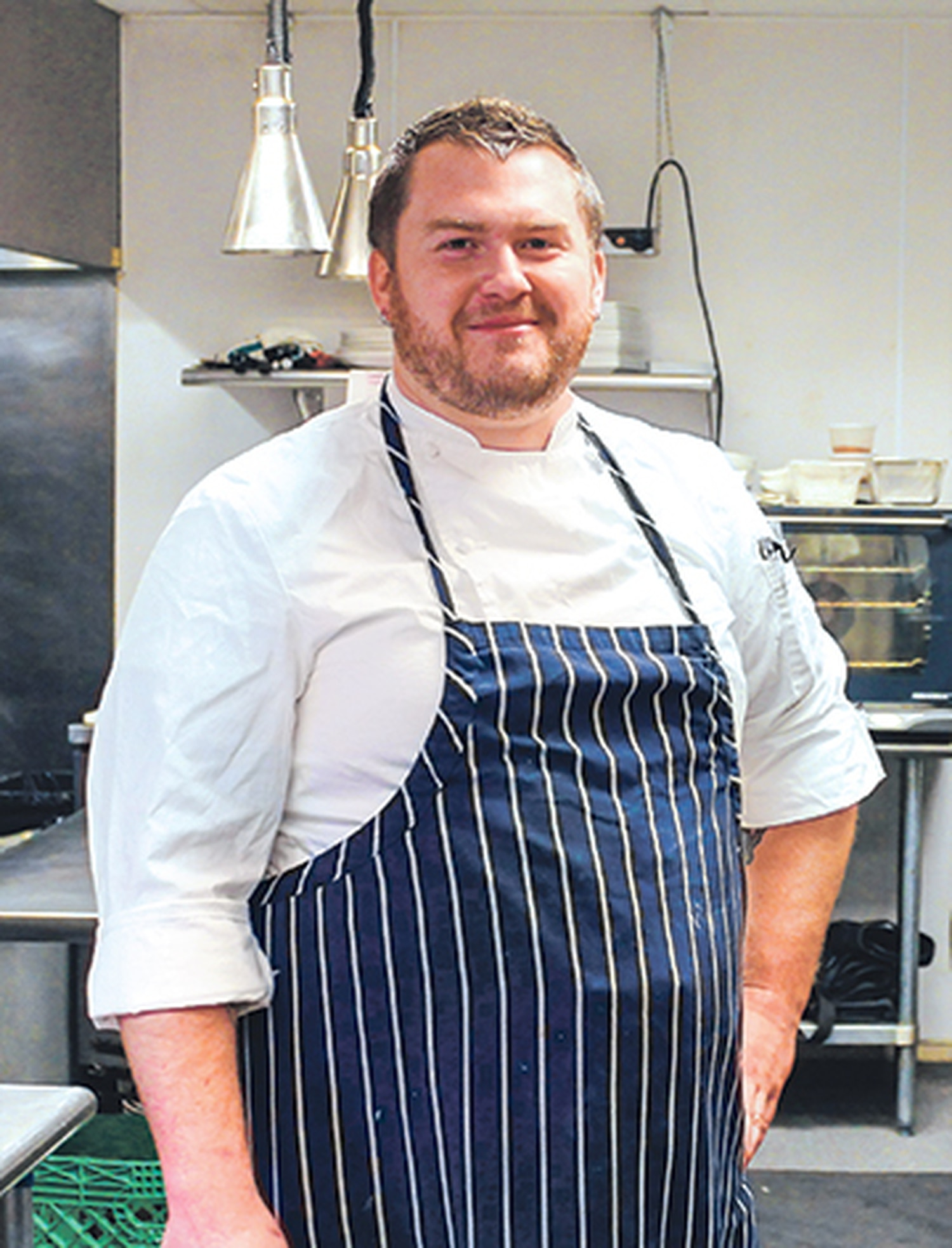 Colin Shane Born 1989 Head Chef at Arroyo Vino