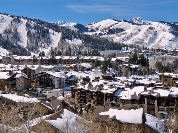 Deer Valley Resort in Park City, Utah, was the scene of one junket for coporate lobbyists and New Mexico cabinet officials through the Republican Governors Association.