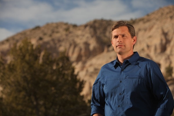 Attack ads have painted US Rep. Martin Heinrich, D-NM, as an job-killing extremist, but his record is more nuanced.