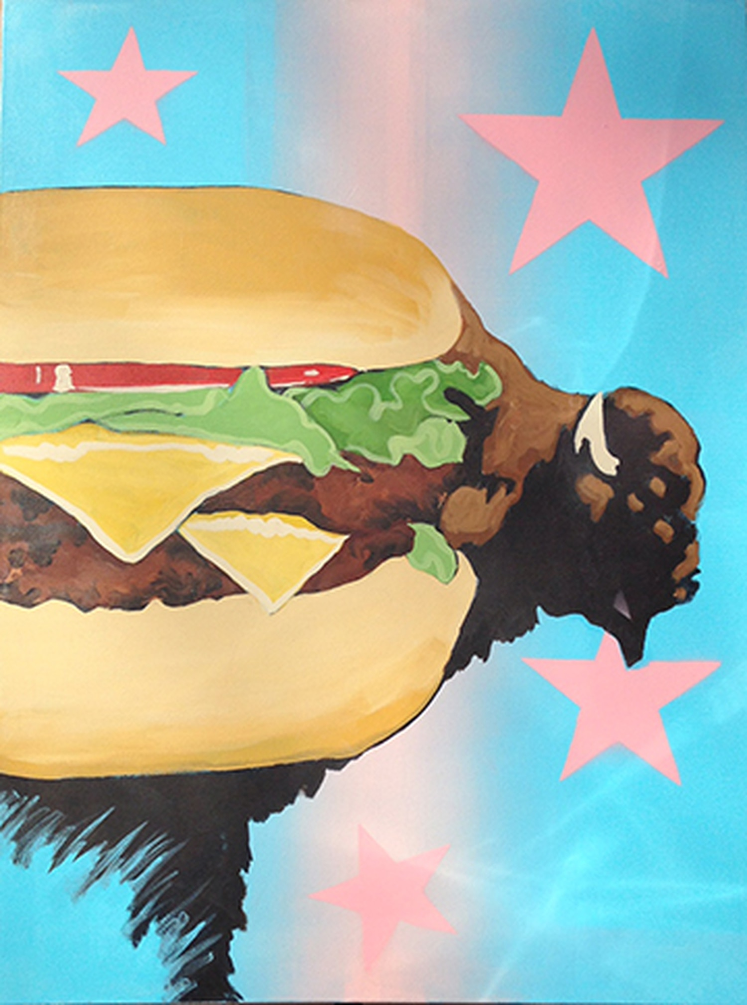 """Buffalo Burger Study"""