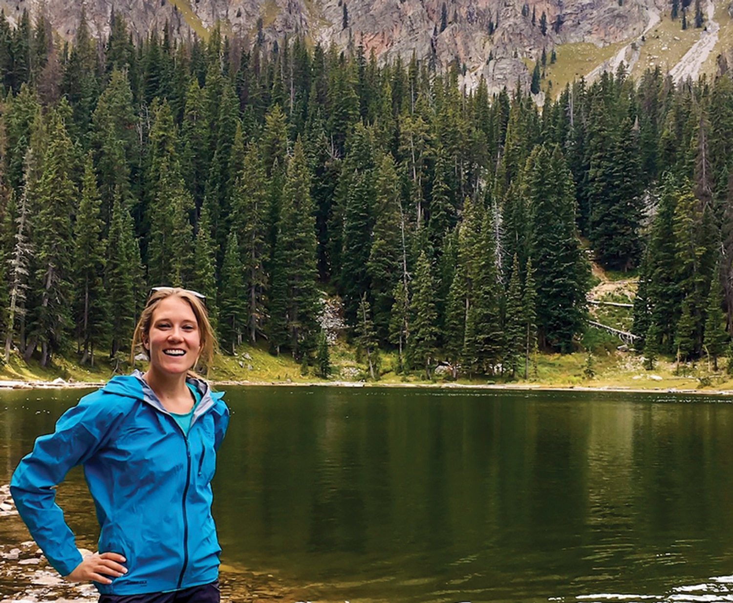 Axie Navas is the new director of the state's new Outdoor Recreation Division, charged with helping various stakeholders capitalize on the state's resources for economic, environmental and equity gains.