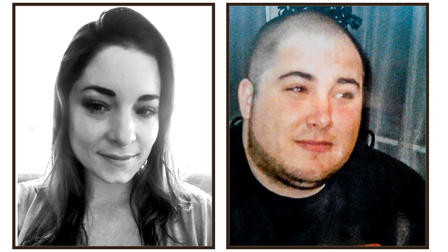 Matthew Rodriguez has bipolar disorder and schizophrenia, his sister Megan says, diseases that have put him into Northern New Mexico's threadbare system of mental health care for years. Megan (left) visits him weekly.