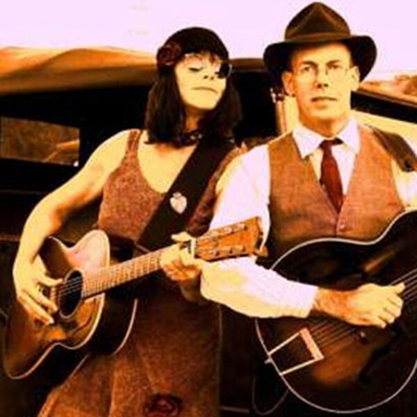 Hogan & Moss A scorch folk performance by this duo from Texas. More Info>>