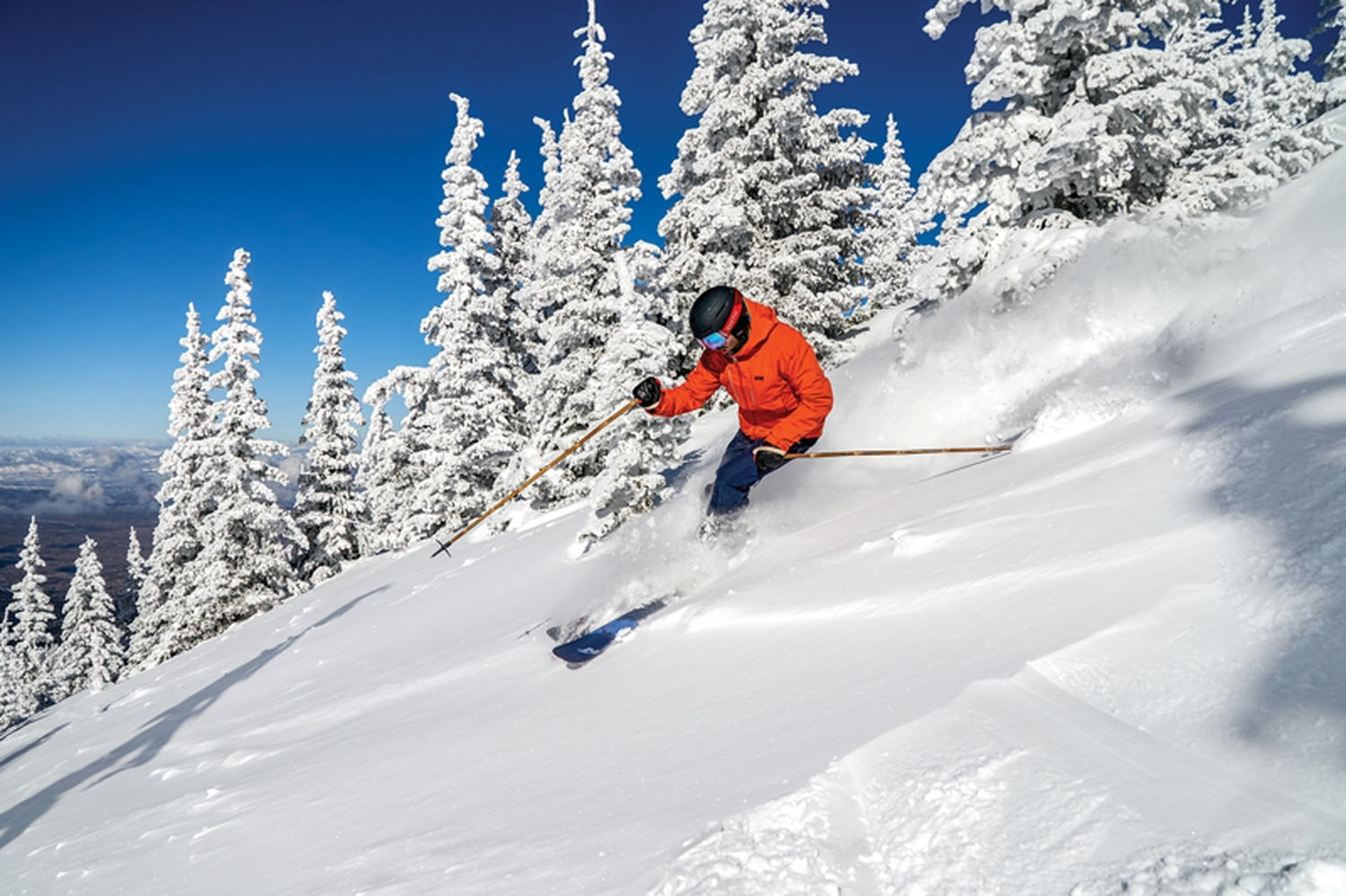 Ski industry experts in the state say one of the sector's greatest challenges is the misperception that it doesn't snow in New Mexico.