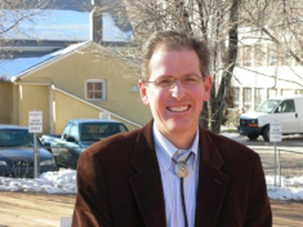 State Sen. Peter Wirth, D-Santa Fe, says he hopes for collaboration between Democrats and Republicans on redistricting.